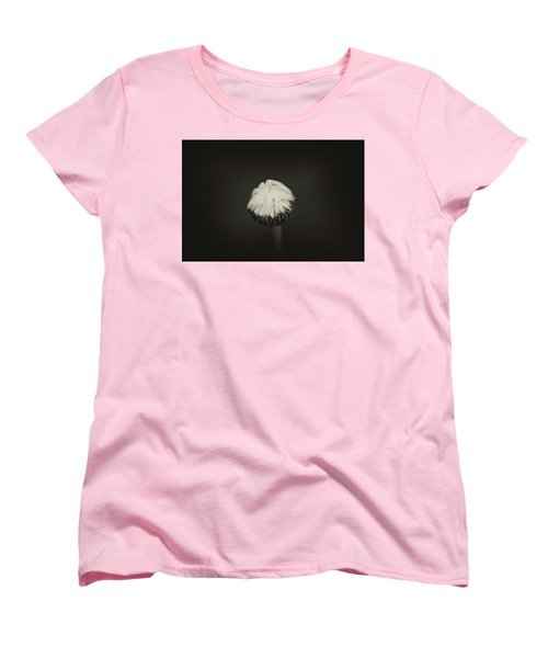 Women's T-Shirt (Standard Cut) featuring the photograph The Grieving Night by Shane Holsclaw