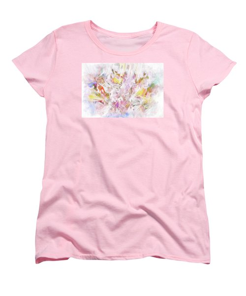 The Tender Compassions Of God Women's T-Shirt (Standard Cut) by Margie Chapman