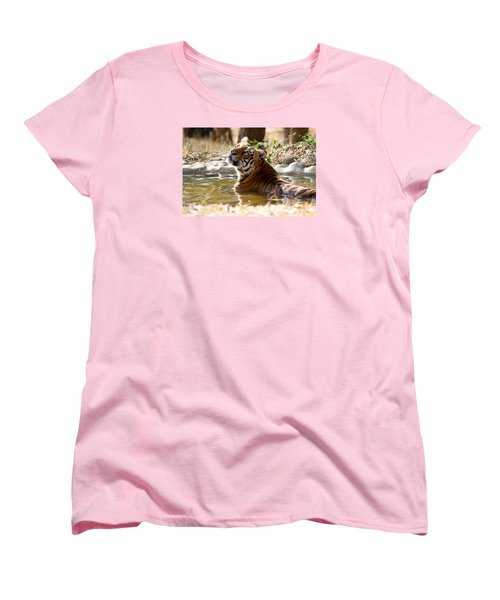 The Thinker Women's T-Shirt (Standard Cut)