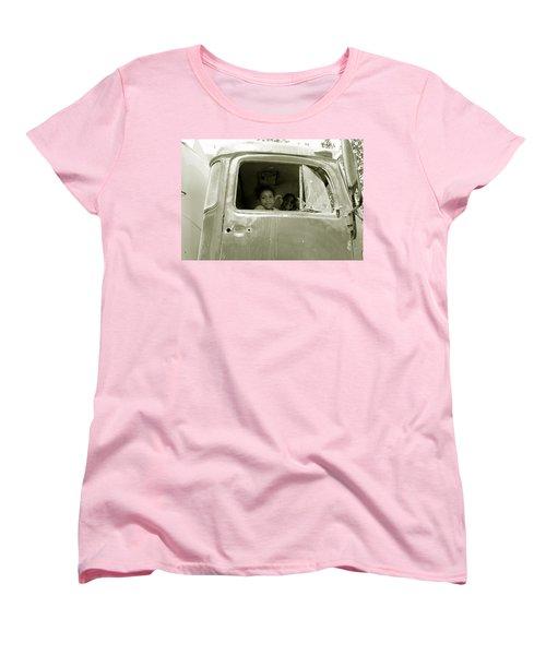 The Wild Ride Women's T-Shirt (Standard Cut) by Jez C Self