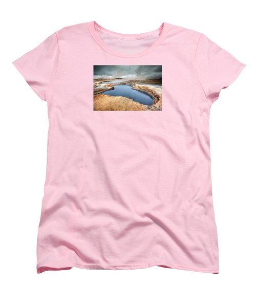Thermal Activity Women's T-Shirt (Standard Cut) by Brad Grove