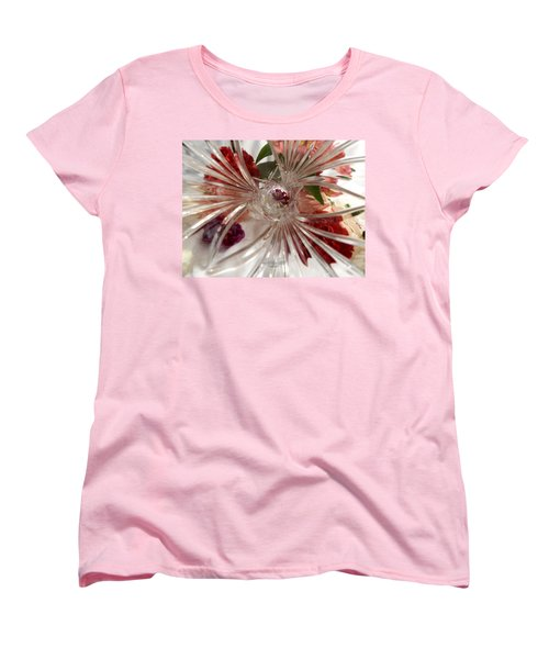 Think Outside The Vase #8801_0 Women's T-Shirt (Standard Cut) by Barbara Tristan