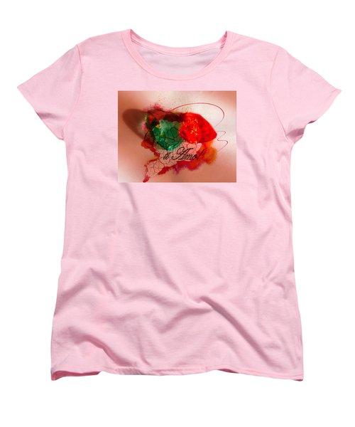 Ti Amo Too Women's T-Shirt (Standard Cut)