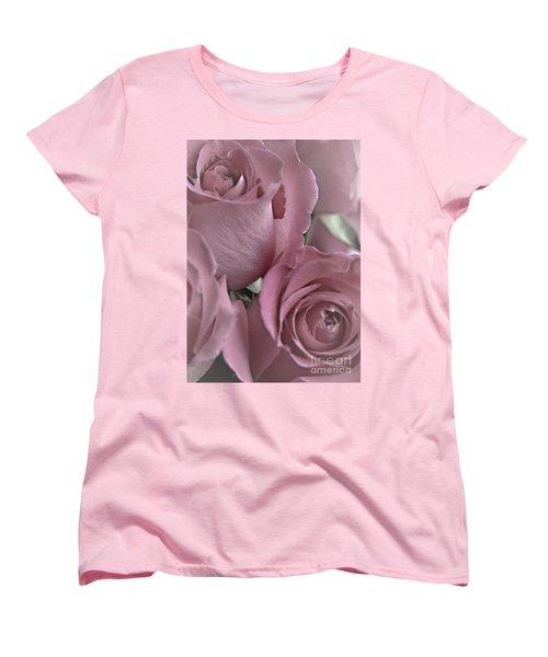 To My Sweetheart Women's T-Shirt (Standard Cut) by Sherry Hallemeier