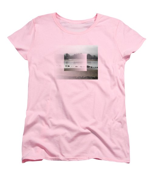 Too Early Out Women's T-Shirt (Standard Cut) by Ivana