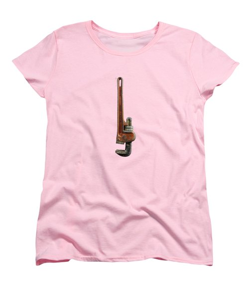 Tools On Wood 70 Women's T-Shirt (Standard Fit)