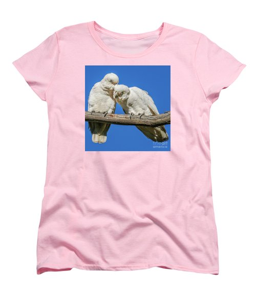 Two Corellas Women's T-Shirt (Standard Cut)