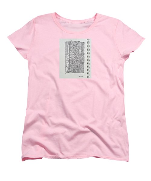 Sound Of Underground Women's T-Shirt (Standard Cut) by Fei A