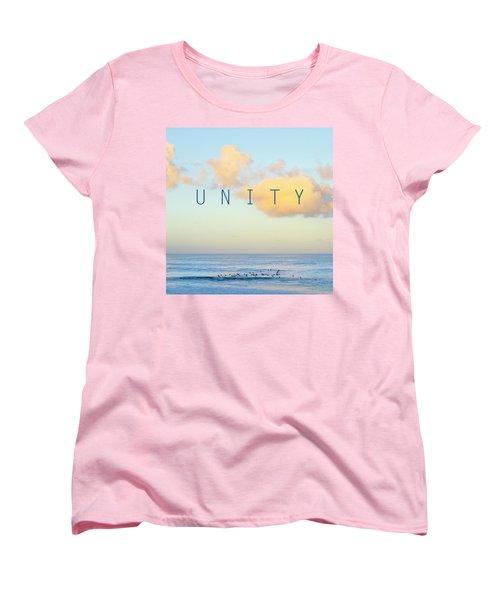 Unity. Women's T-Shirt (Standard Cut)