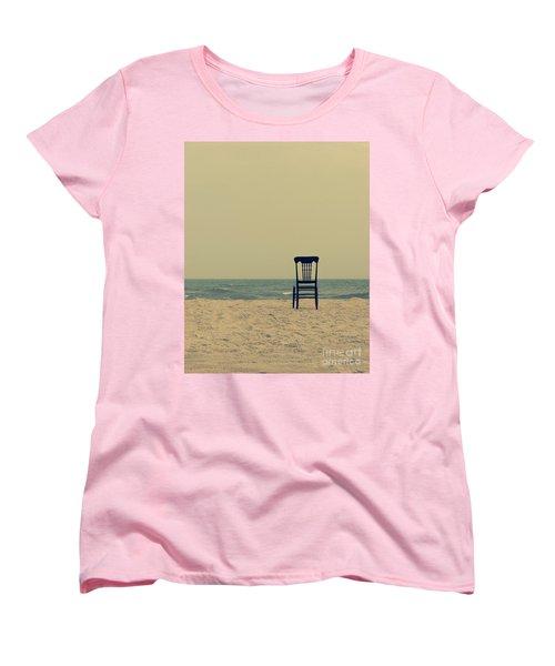Until Tomorrow And Tomorrow And Tomorrow Women's T-Shirt (Standard Cut) by Dana DiPasquale