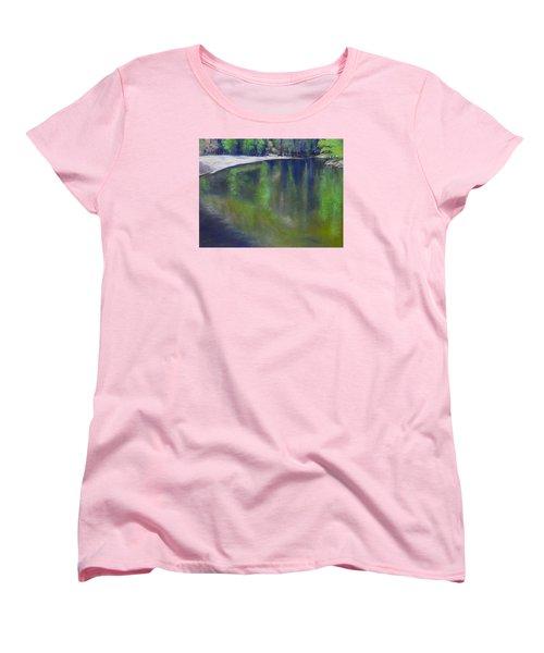 Upriver View Women's T-Shirt (Standard Cut)