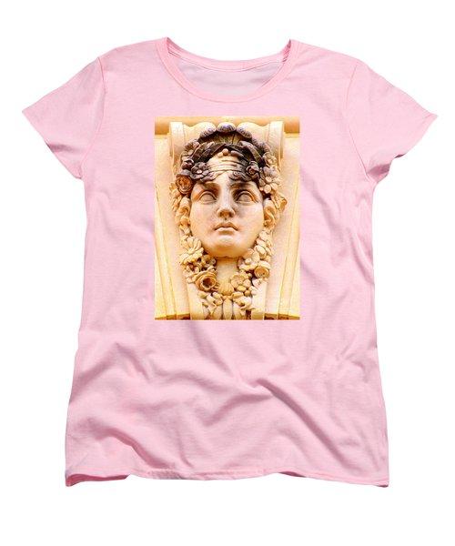 Us Botanical Garden 3 Women's T-Shirt (Standard Cut) by Randall Weidner