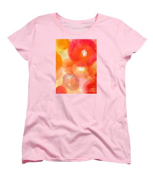 Vibration Women's T-Shirt (Standard Cut) by France Laliberte