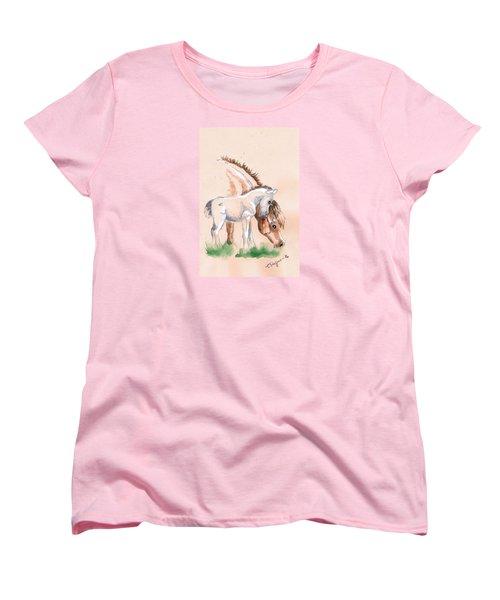 Watching Mum Women's T-Shirt (Standard Cut)