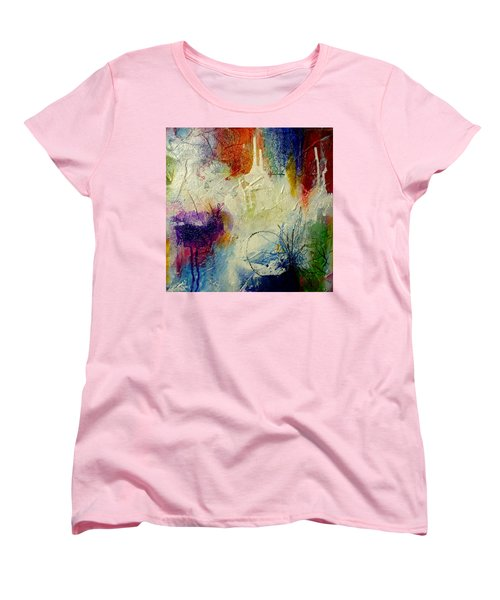 We Should Be Dancing Women's T-Shirt (Standard Cut) by Tracy Bonin