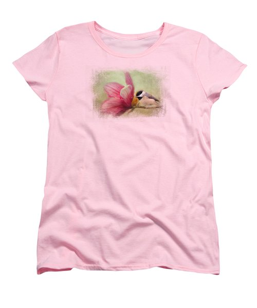 Welcome Spring Women's T-Shirt (Standard Cut) by Jai Johnson