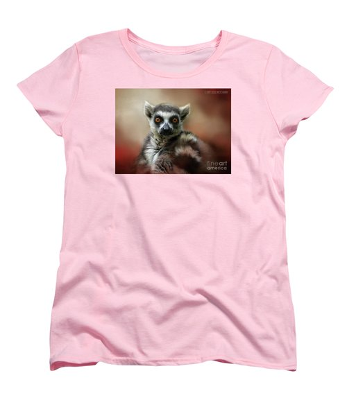 What Big Eyes You Have Women's T-Shirt (Standard Cut) by Kathy Russell