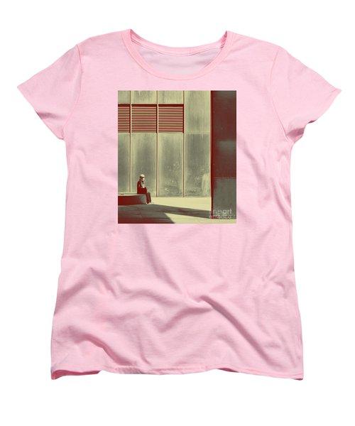 When Shes Gone Women's T-Shirt (Standard Cut) by Dana DiPasquale