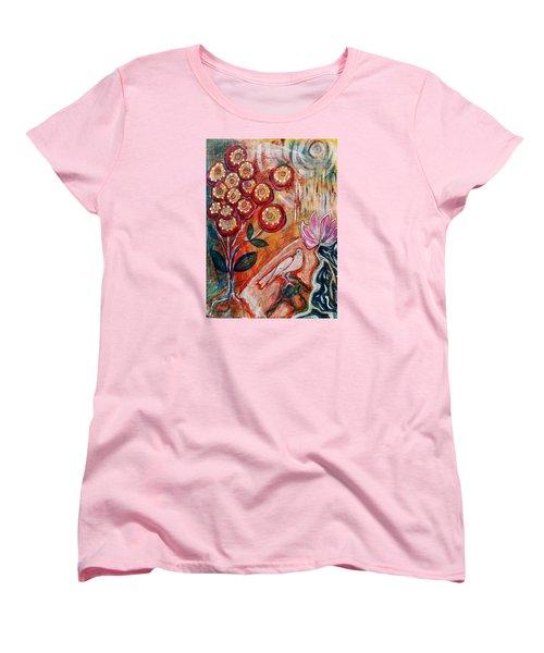 White Bird Women's T-Shirt (Standard Cut)