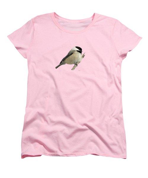 Willow Tit Women's T-Shirt (Standard Cut) by Bamalam  Photography