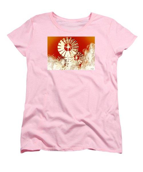 Wind In The Willows Women's T-Shirt (Standard Cut)