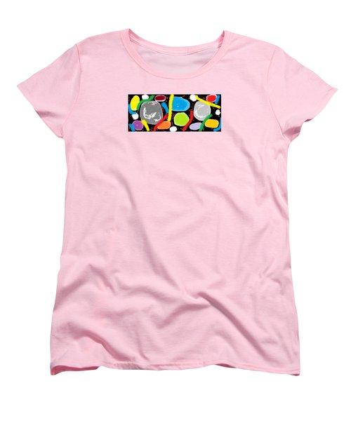 Wish - 98 Women's T-Shirt (Standard Cut) by Mirfarhad Moghimi