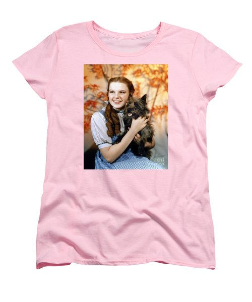 Wizard Of Oz, 1939 Women's T-Shirt (Standard Cut) by Granger