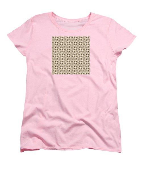 Woman Image Ten Women's T-Shirt (Standard Cut) by Jack Dillhunt