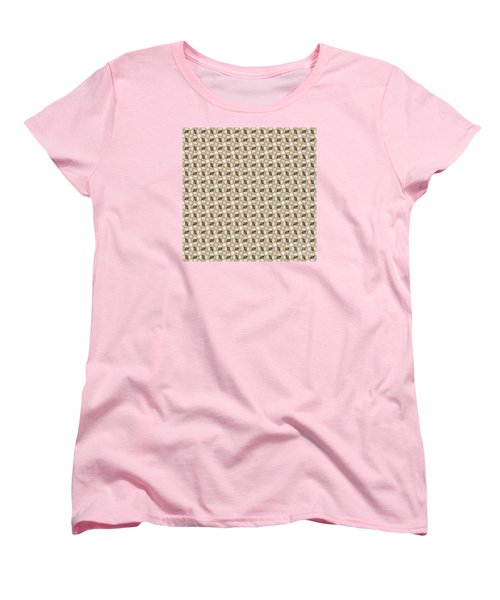 Woman Image Ten Women's T-Shirt (Standard Cut)