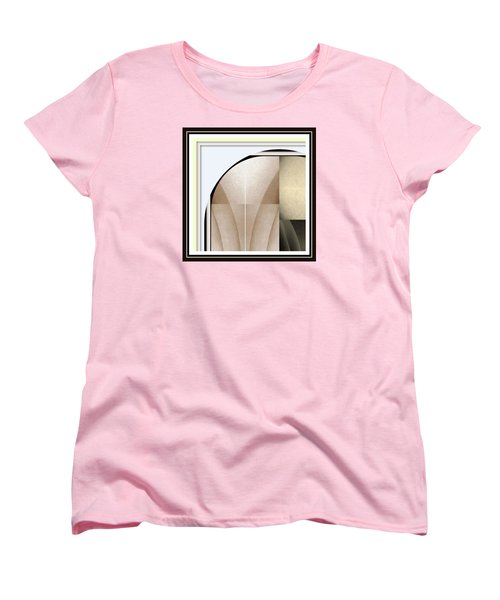 Woman Image Two Women's T-Shirt (Standard Cut)