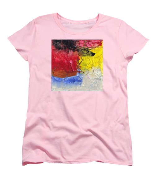 Wounded Women's T-Shirt (Standard Cut) by Phil Strang