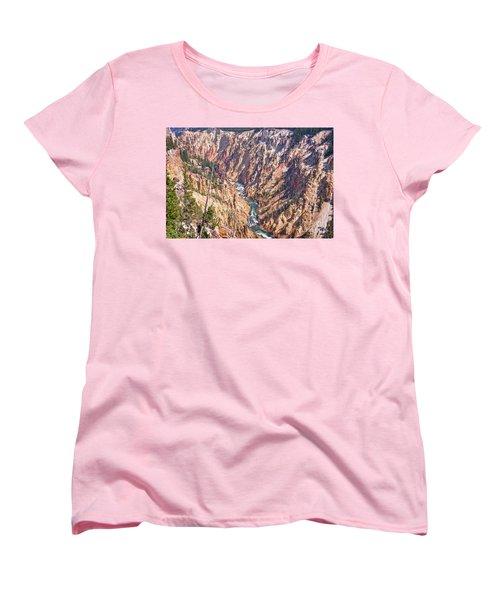 Yellowstone River Women's T-Shirt (Standard Fit)