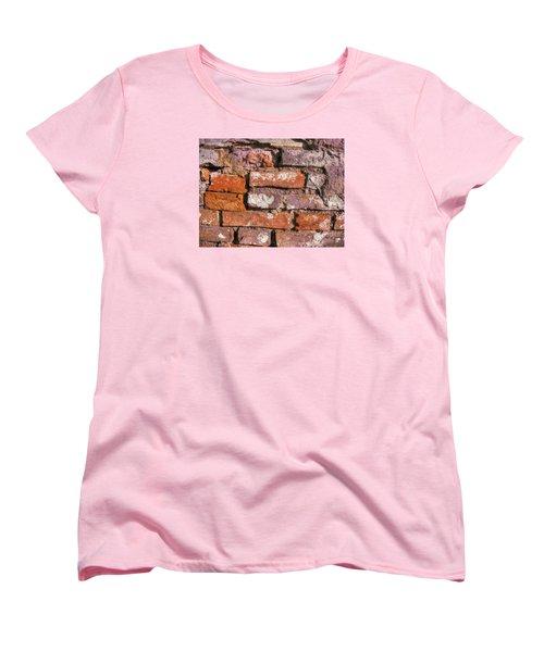 Yury Bashkin Old Wall Women's T-Shirt (Standard Cut) by Yury Bashkin