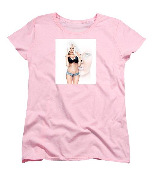 Zienna Eve Women's T-Shirt (Standard Cut)