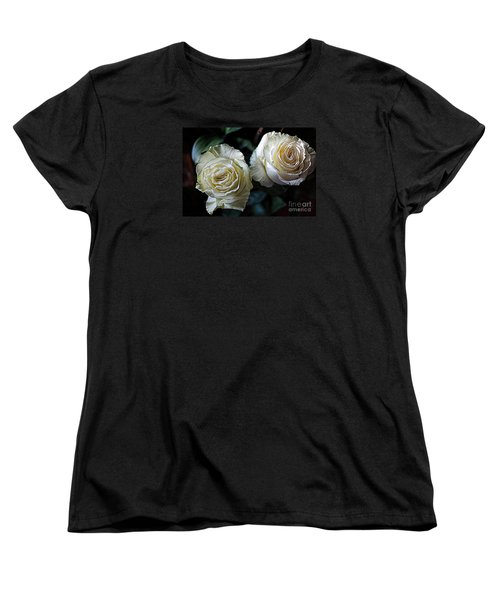 A Perfect Pair Women's T-Shirt (Standard Cut) by Diana Mary Sharpton