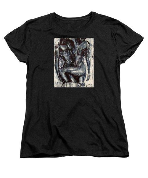 Drop Dead Casanova Women's T-Shirt (Standard Cut) by Jarmo Korhonen aka Jarko