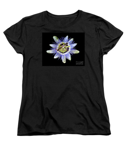 Women's T-Shirt (Standard Cut) featuring the photograph Fly's Passion by Jennie Breeze