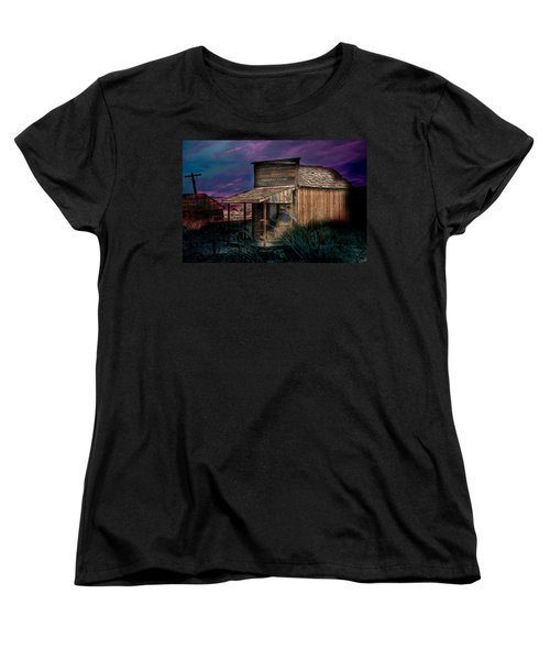 General Store Women's T-Shirt (Standard Cut) by Gunter Nezhoda
