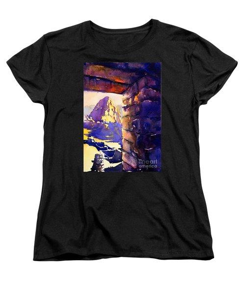 Machu Picchu Women's T-Shirt (Standard Cut)