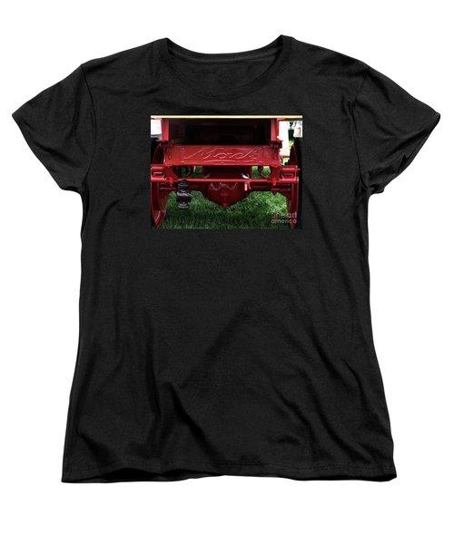 Mack Truck 1  Women's T-Shirt (Standard Cut) by Chris Thomas