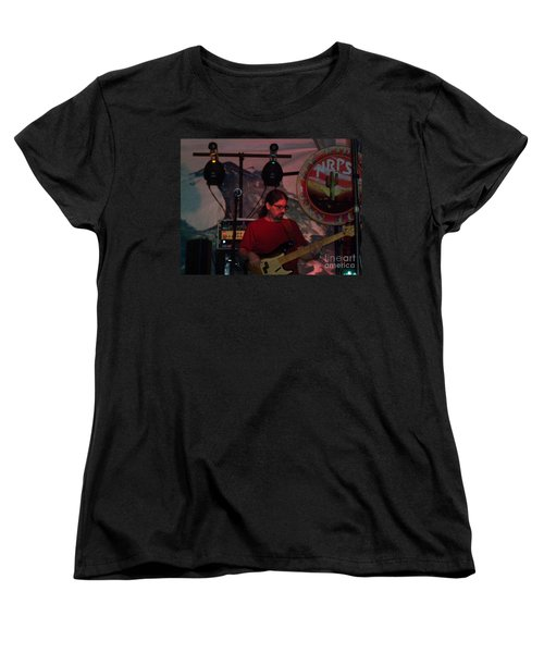 New Riders Of The Purple Sage Women's T-Shirt (Standard Cut) by Kelly Awad
