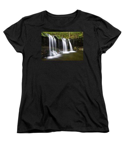 Oneida Falls Women's T-Shirt (Standard Cut)