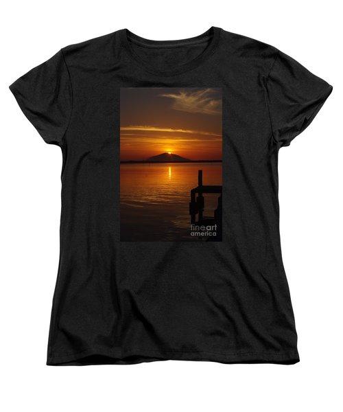 Paradise Women's T-Shirt (Standard Cut) by Blair Stuart