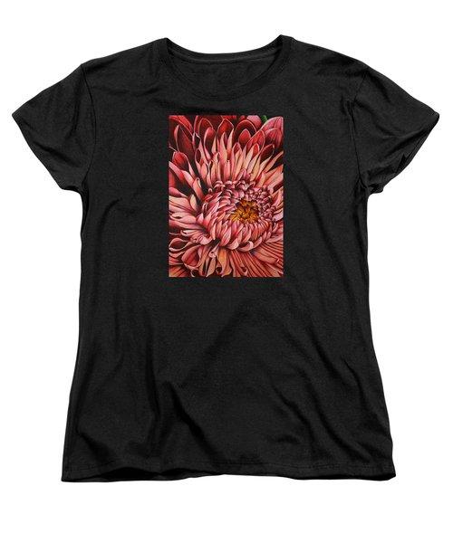 Pink Mum Women's T-Shirt (Standard Cut) by Bruce Bley