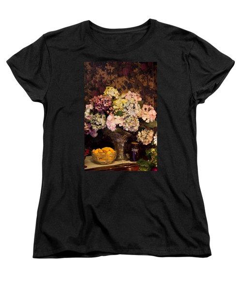 Victorian Christmas Women's T-Shirt (Standard Cut) by Patricia Babbitt