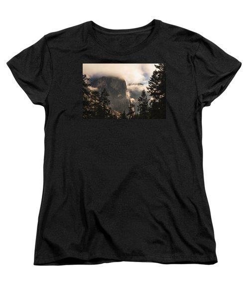 Yosemite Women's T-Shirt (Standard Cut) by Muhie Kanawati