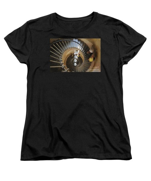 Women's T-Shirt (Standard Cut) featuring the photograph 120920p004 by Arterra Picture Library