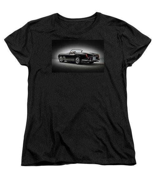 1961 Ferrari 250 Gt California Spyder Women's T-Shirt (Standard Cut) by Gianfranco Weiss