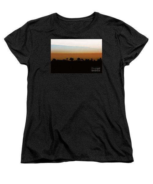 Women's T-Shirt (Standard Cut) featuring the photograph 1974 by Dana DiPasquale