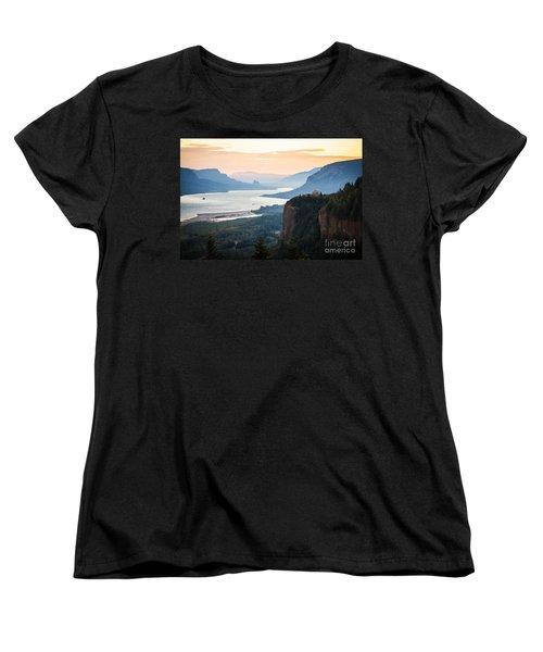 First Light Women's T-Shirt (Standard Cut) by Patricia Babbitt